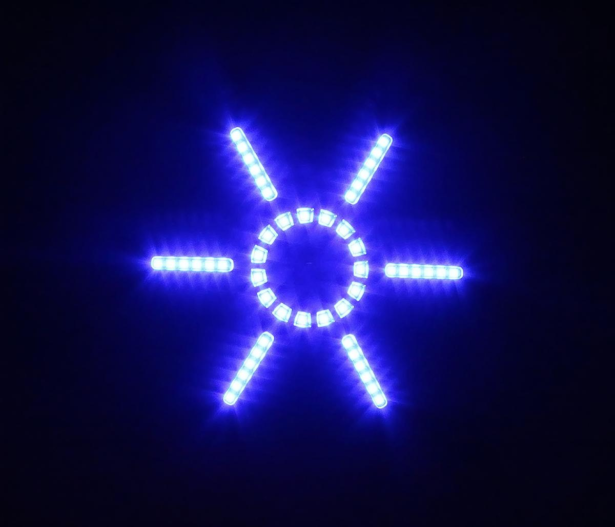 Led Star CB-06