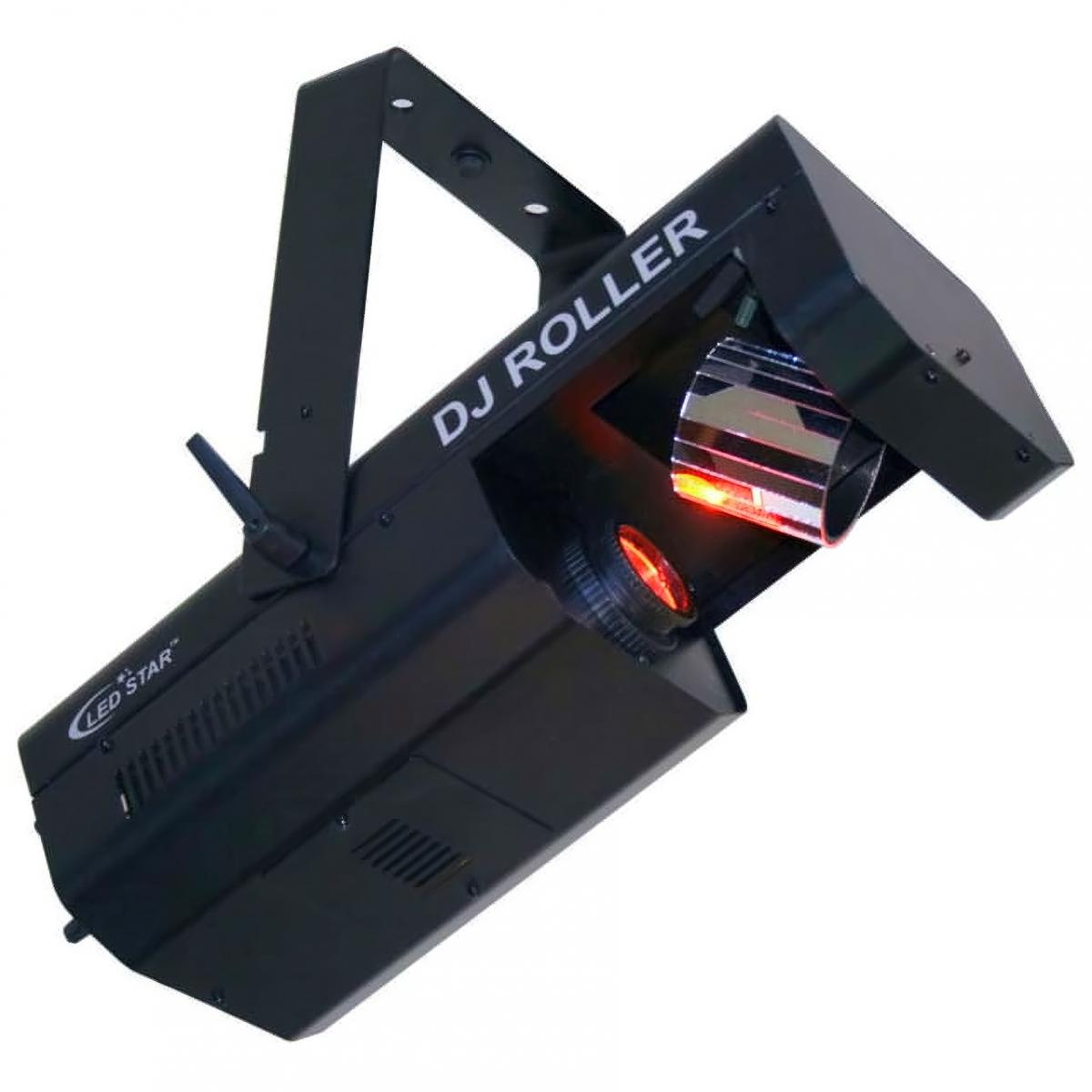 Led Star DJ ROLLER
