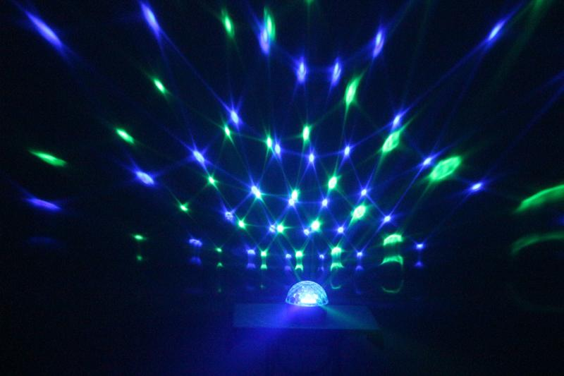 Led Star Disco Ball