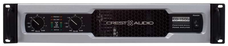 Crest Audio CD1500