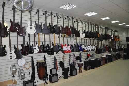 Музыкальный магазин в красноярске