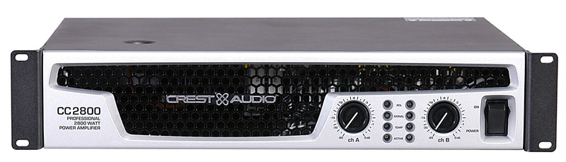 Crest Audio CC2800