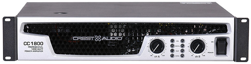 Crest Audio CC1800